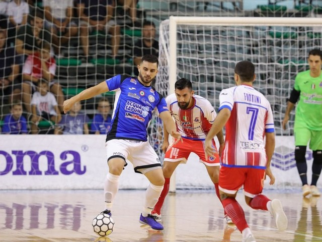 Calcio a 5, riparte la Serie A: ogni giornata due dirette su Repubblica Tv Sport