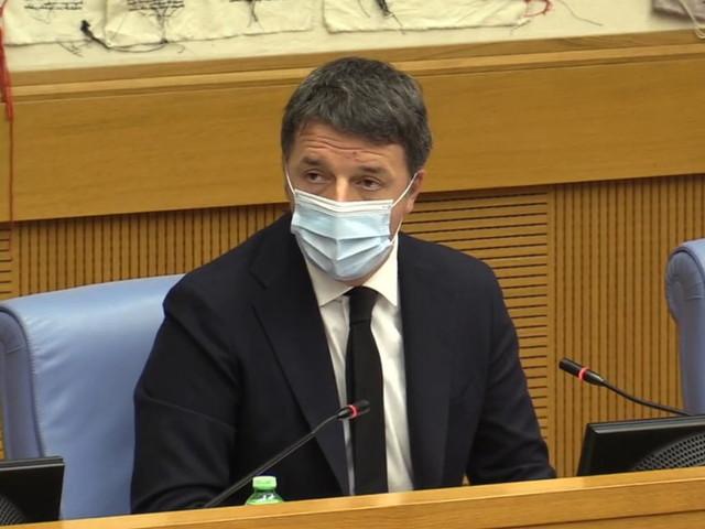 """Crisi di governo, Renzi: """"Se arrivano i responsabili e non ci vogliono, non voteremo la fiducia"""""""