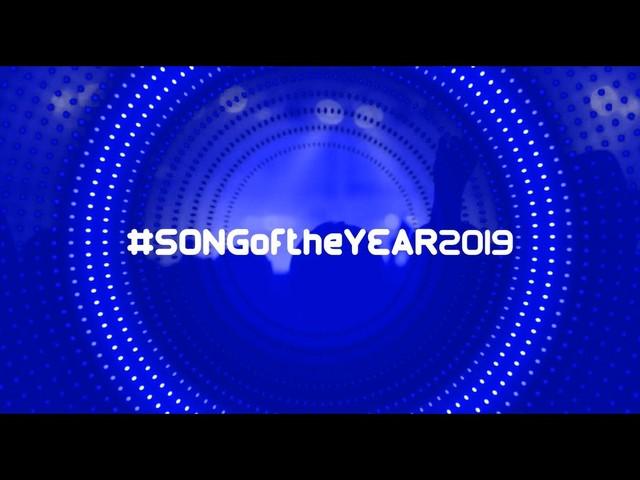 #SongoftheYear2019 – Finale – Vota la tua Canzone dell'Anno 2019!
