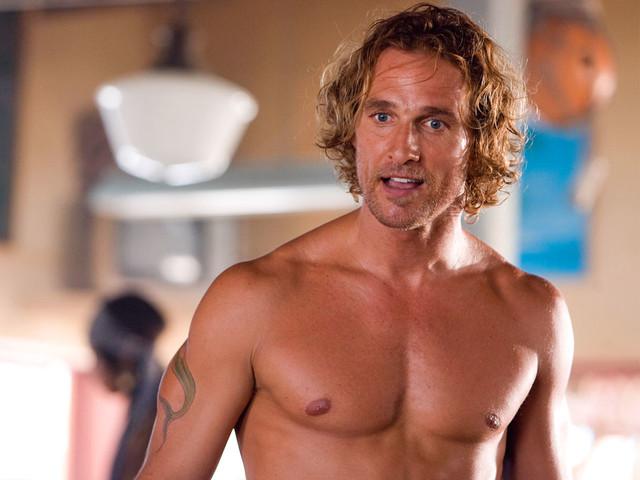 Biografia di Matthew McConaughey