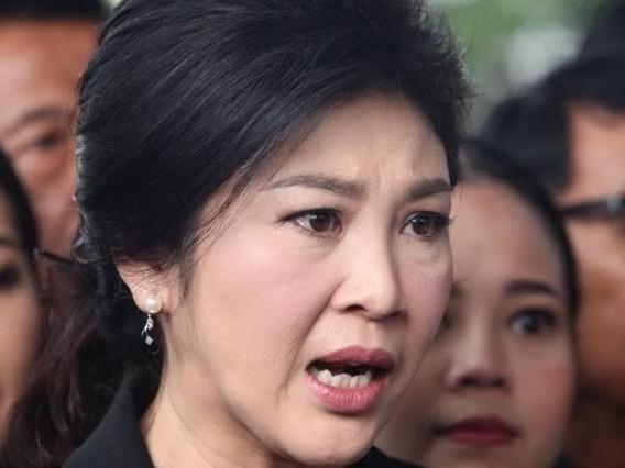 Normali norme di immigrazione britanniche per Yingluck: Nessun asilo politico.