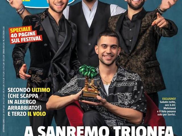 """Il direttore di Tv Sorrisi e Canzoni svela i retroscena sull'assenza di Ultimo sulla copertina di Sanremo: """"Ha dato un pugno al muro"""""""