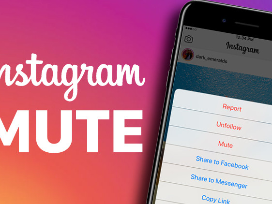 """Instagram introduce una funzione per silenziare gli account: un'alternativa allo """"smetti di seguire"""""""