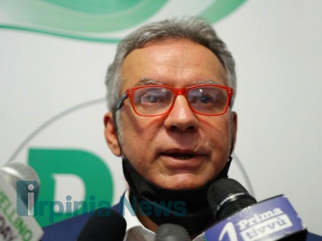 """VIDEO / """"La mia una candidatura di servizio. Sono del Pd, non ho mai cambiato partito"""". Regionali, parla Ciarcia"""