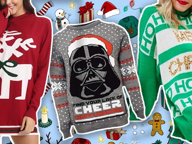 b4a565c976bc Maglioni natalizi  per Natale sono MUST HAVE! Ecco i più pazzi ...