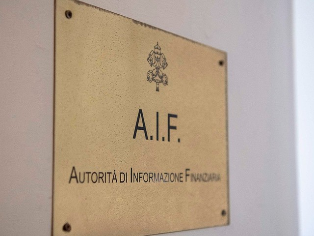 Vatican Financial Information Authority records increased collaboration in annual report