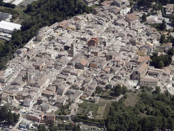 Nuova scossa di terremoto nella notte vicino ad Amatrice