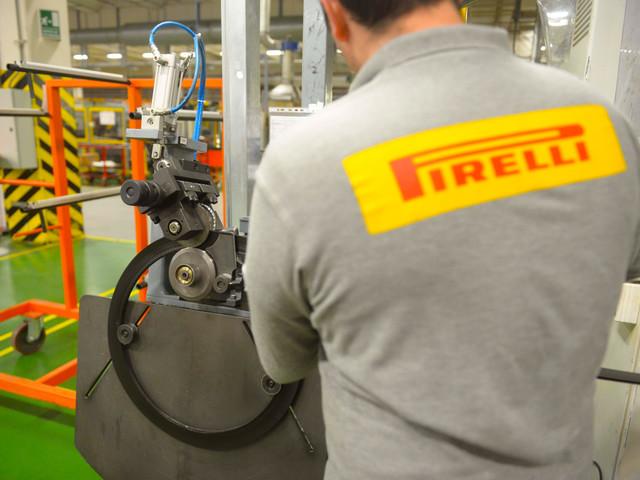 Pirelli, crescono i ricavi nei primi nove mesi dell'anno