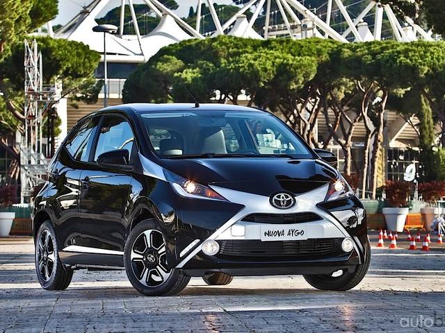 Sconti Toyota: la Aygo a 8.950 euro