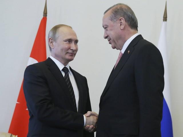 Siria, lunedì incontro fra Putin ed Erdogan: sul tavolo il destino di Idlib