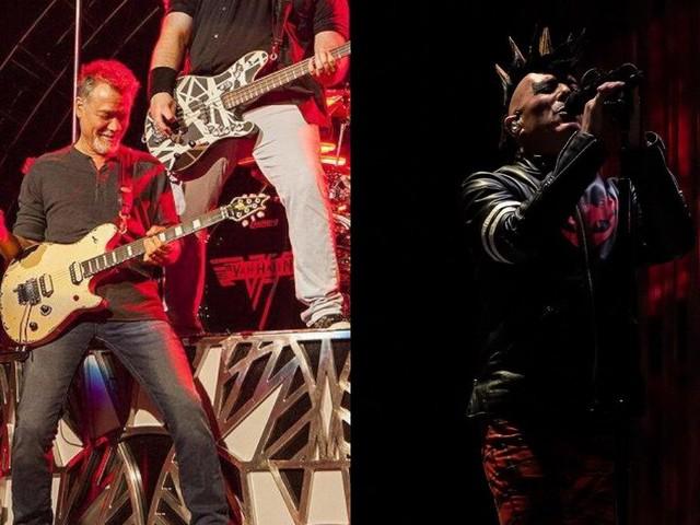 """Eddie Van Halen al concerto dei Tool, uno spettatore non lo riconosce: """"Signore, può farmi una foto?"""""""