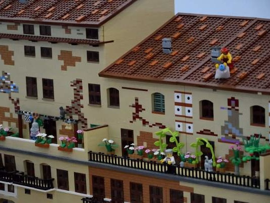 I love Lego, a Trieste la mostra dei mattoncini Lego