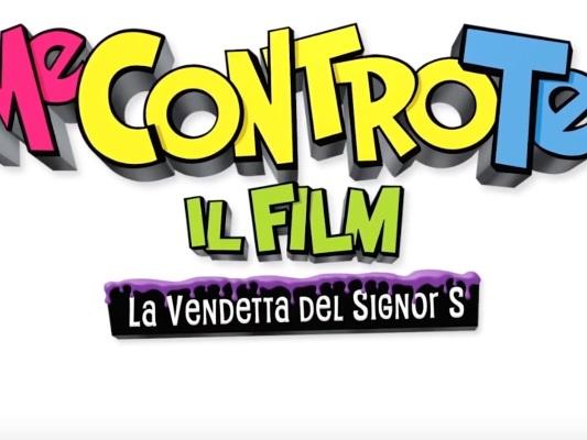 La Vendetta Del Signor S Arriva Il Film Dei Me Contro Te