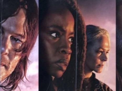 Il trailer di The Walking Dead 10 al Comic-Con 2019 svela baci inattesi, un cameo sconvolgente e lo scontro tra Carol e Alpha