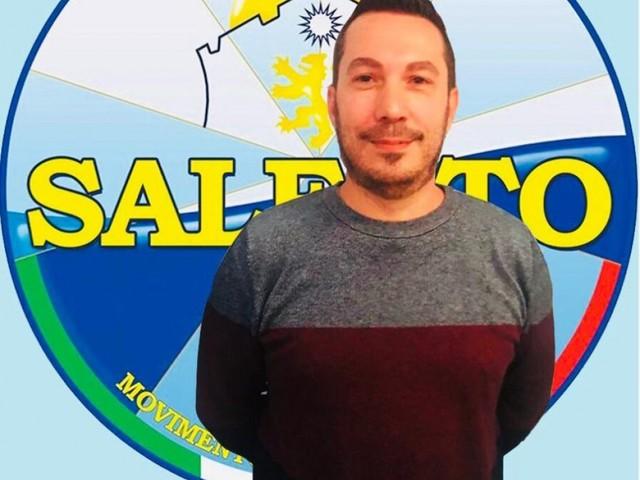 Il consigliere comunale di Seclì, Alfonso Greco, entra nel Mrs