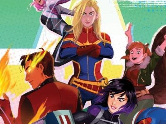 Marvel Rising: lo studio annuncia il nuovo franchise animato
