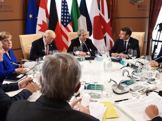 Il G7 cade sui migranti: bocciato il piano italiano, vince la linea Trump