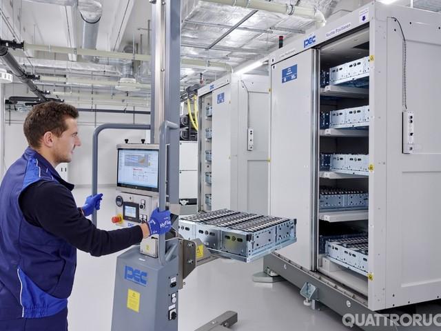 BMW - A Monaco il nuovo Battery competence centre