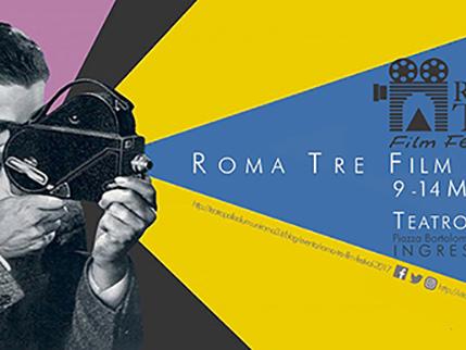 ROMA TRE FILM FESTIVAL al Palladium dal 9 al 14 maggio