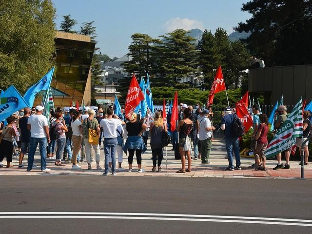 Sanità privata, i lavoratori continuano la mobilitazione
