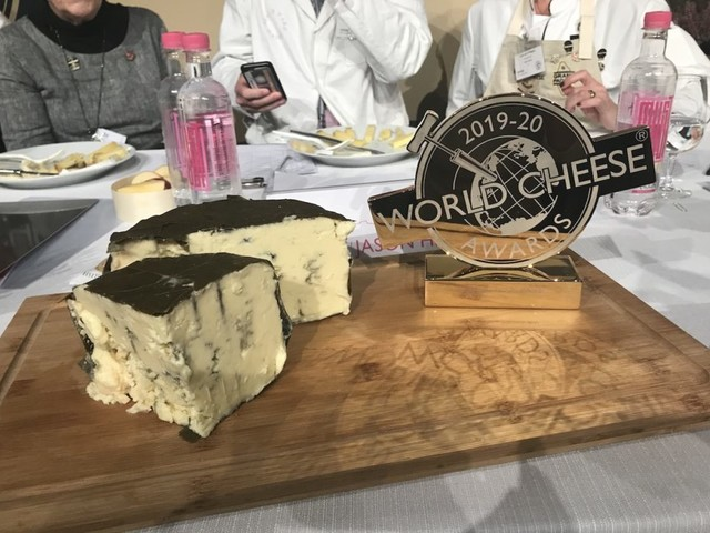 World Cheese Awards 2019: i migliori formaggi del mondo