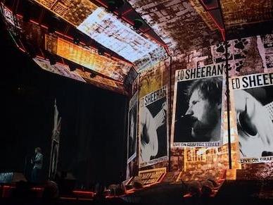 Ed Sheeran: la scaletta del concerto allo stadio Olimpico di Roma