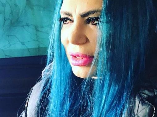 Loredana Bertè con Cosa ti aspetti da me a Sanremo 2019