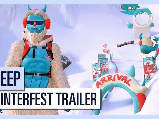 Steep - Trailer del Pacchetto Winterfest