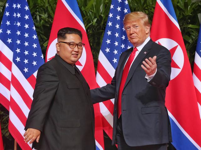 """Trump cambia idea: """"La Corea Del Nord rappresenta una straordinaria minaccia"""""""