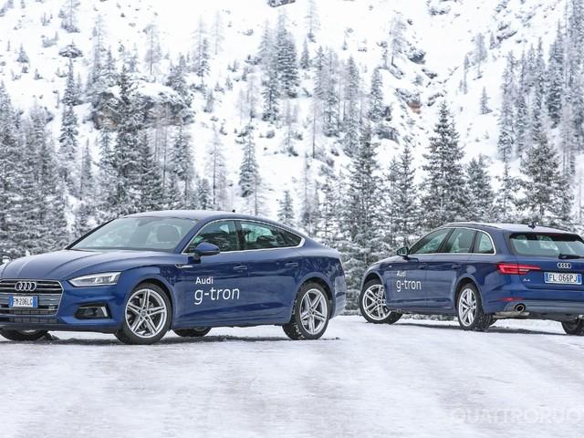 Audi - Perché la Casa crede nel metano
