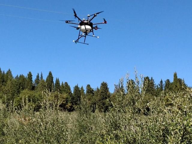 Innovare con i droni l'ambiente, all'Abbadia di Fiastra la presentazione del progetto S.F.I.D.A
