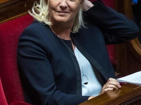 """Le Pen, """"Uefa sanzioni nazionale turca"""""""