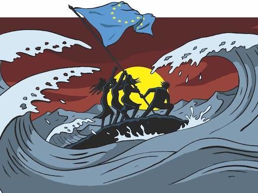 È sul clima che si consuma la frattura politica, tra unità sovranazionale e divisione nazionalista