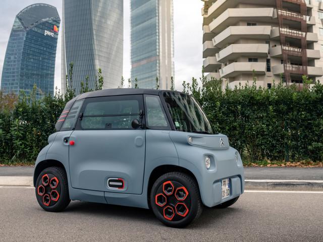 Ami, mobilità elettrica per tutti targata Citroën