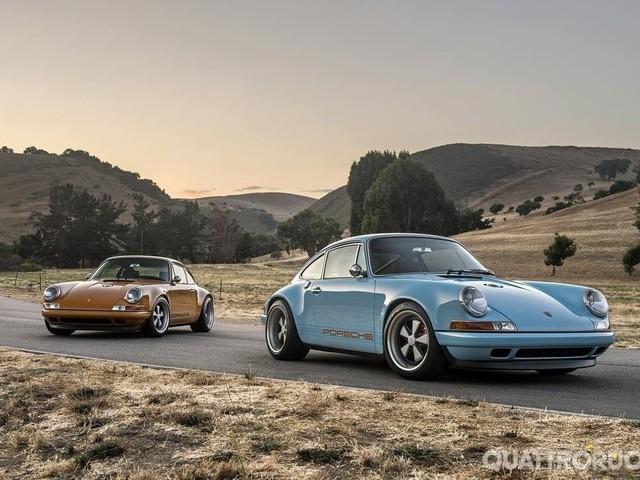 """Singer - Dickinson: """"Basta musica, rifaccio le Porsche 964"""""""