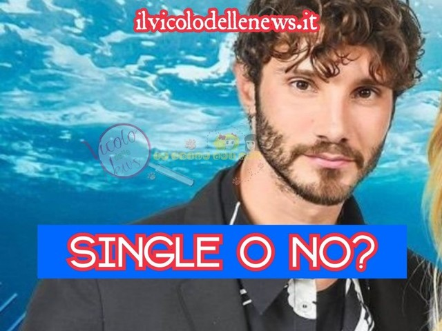 Stefano de Martino è veramente single? Ecco le scottanti verità di ciò che ha fatto prima di partire per l'isola rivelate oggi a Mattino 5