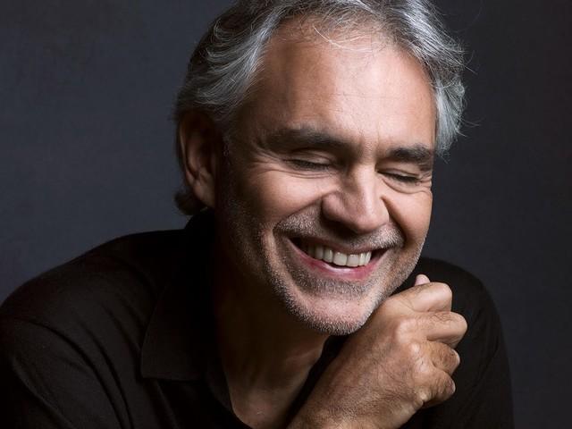 Andrea Bocelli: il 2019 parte con un Disco D'Oro