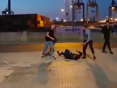 Rissa e pestaggio a Cadice, grave uno spagnolo: arrestati 4 italiani VIDEO
