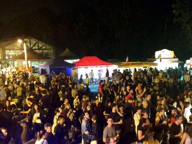 Finger Food Festival a Forte Marghera: street food dal mondo, birra e concerti