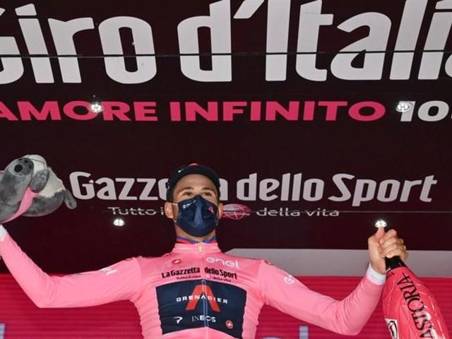 Ganna giusto in tempo: il Giro lo aspettava, lui ritorna grande