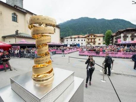 Il Giro d'Italia a Campiglio il 27 e 28 maggio arriva la grande corsa rosa