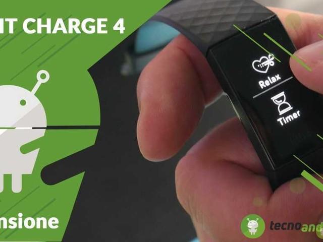 Recensione Fitbit Charge 4: la Band di Google con GPS ed NFC!