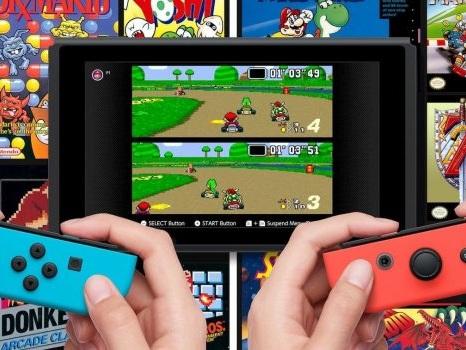 I giochi SNES escono su Nintendo Switch: i primi titoli ufficiali