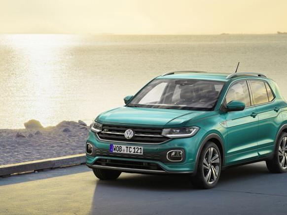 T-Cross, la prova su strada del baby suv Volkswagen