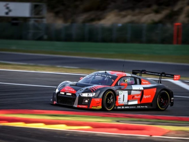 24 Ore di Spa Francorchamps - Vanthoor in pole con l'Audi