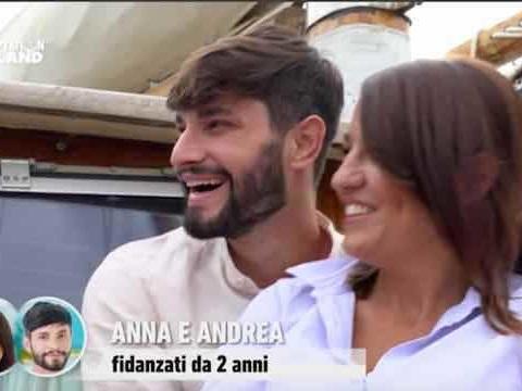 Temptation Island 2020: la famiglia di Andrea Battistelli delusa dalle parole di Anna Boschetti
