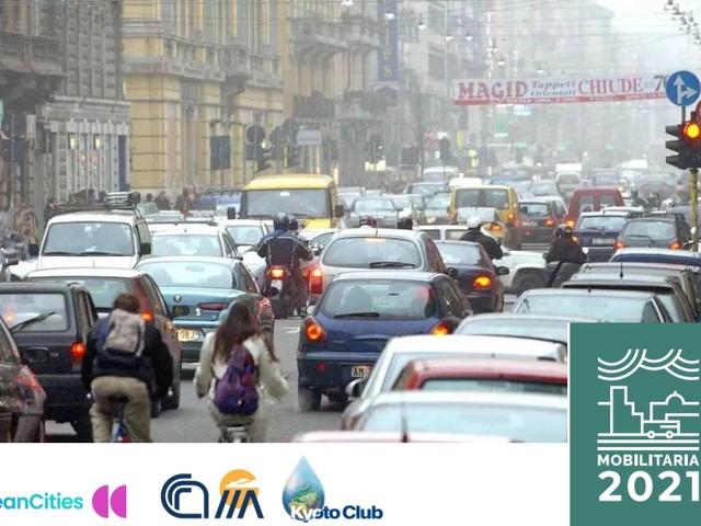 In Italia traffico e inquinamento verso i livelli pre-pandemia