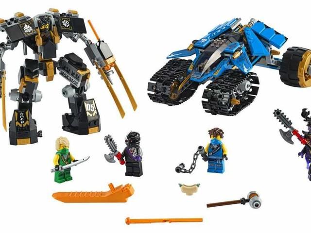 Immagini dei nuovi set LEGO Ninjago previsti per la prima metà del 2020 [Parte 2]