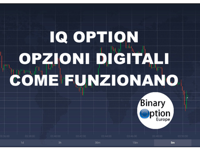 IQ Option opzioni digitali come funzionano le digital options