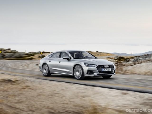 Audi A7 Sportback - Presentata la nuova generazione